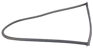 Porsche Side Window Seal / Frame To Body, OEM, Right, 911 & 912