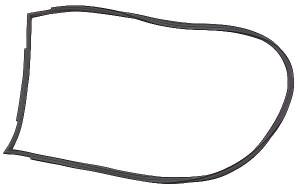 Porsche Side Window Seal / Glass To Frame, OEM,  911, 912