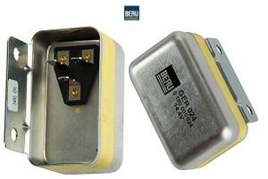Porsche Voltage Regulator, Beru, 911, 912, 914