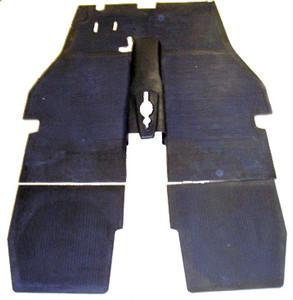 Rubber Mat Set, 356B T5 Model