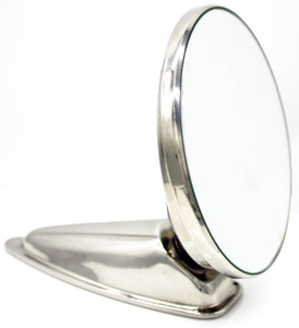 Side View Mirror Durant ,Polished Stainless Steel,356B,356C,911,912