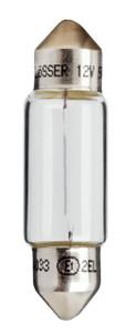Festoon Light Bulb 12Volt-5Watt,Interior Light,German, 356, 911,