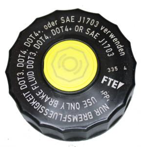 Reservoir Cap Master Brake Cylinder, FTE, 356A,356B,356C,911,912,914,924