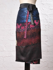 Wrap Skirt - Starburst