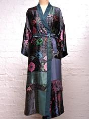 Kimono - Blue Tapestry
