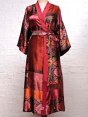 Kimono - Autumn Tapestry