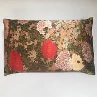 Silk Pillowcase - Zen Garden Green