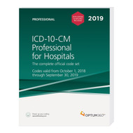 The ICD-10-CM Expert for Hospitals with our hallmark features and format makes facing the challenge of accurate diagnosis coding easier. The hospital edition contains the complete  ICD-10-CM code set, MCEs, and ICD-10 MS-DRG edits with symbols identifying codes for comorbidities/complications (CC), major comorbidities/complications (MCC), and principal diagnoses (PDx) as their own CC/MCC