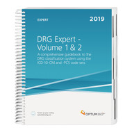The DRG Expert has been a trusted and comprehensive reference to the DRG classification system for more than 25 years. Organized by major diagnostic category (MDC), the convenient and innovative book layout follows the logical MS-DRG decision process. This is a must-have reference for those who need to verify DRG information and accurately assign MS-DRGs concurrently or retrospectively based on ICD-10-CM methodology, which goes into effect October 1, 2018.