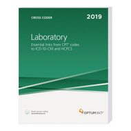 Simplify and speed up the coding process with this one-stop, cross-coding resource developed for those who work for physicians, hospitals, or payers. This easy-to-use manual provides essential links fromthe laboratory CPT® codes to the appropriate ICD-10-CM and HCPCS Level II codes. The Laboratory Cross Coder is sure to help you code it right—the first time!