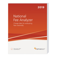 National Fee Analyzer provides physician practices with three percentiles of charge data and the average Medicare fee for fee schedule development, competitive analysis, and contracting purposes. This comprehensive tool can help you estimate competitive fees and reimbursement for all areas of the country. A comprehensive introduction explains issues to be aware of to optimize revenue when coding, contracting, and evaluating and setting fee schedules.