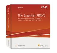 "The Essential RBRVS gives you all the codes valued by CMS, as well as relative values for many codes not valued for Medicare.The RBRVS for the Medicare Physician Fee Schedule (MPFS)is used to set physician fees by Medicare and many commercial payers. However, the RBRVS does not provide a complete schedule. Codes not valued for Medicare are referred to as ""gap"" codes. The Essential RBRVS provides Medicare values and ""gap"" values to enable you to develop a more complete fee schedule"