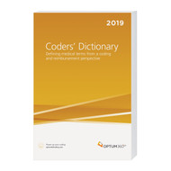Unlike other medical dictionaries, theCoders' Dictionary helps you understand healthcare terminology from a coding and revenue perspective. This unique dictionary was developed to meet the specific needs of medical coders, HIM professionals, billing and reimbursement specialists, analysts, students, adjudicators and more