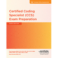 The Certified Coding Specialist (CCS) Exam Preparation, Ninth Edition will give you the confidence to master the CCS certification exam.