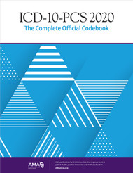 ICD-10-PCS 2020: The Complete Official Codebook contains the complete ICD-10-PCS code set and supplementary appendixes required for reporting inpatient procedures.
