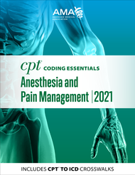 Optimized for medical necessity and reimbursement understanding, this all-in-one resource focuses on the most important CPT® and HCPCS codes for anesthesiology and pain management, plus medicine and ancillary services  codes chosen by experts who have taken into consideration utilization, denial risk and complexity.