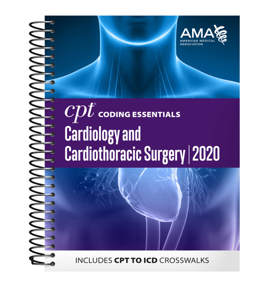 Optimized for medical necessity and reimbursement understanding, this all-in-one resource focuses on the most important CPT and HCPCS codes for cardiology and vascular surgery, plus medicine and ancillary services codes chosen by experts who have taken into consideration utilization,  deniel risk and complexity.