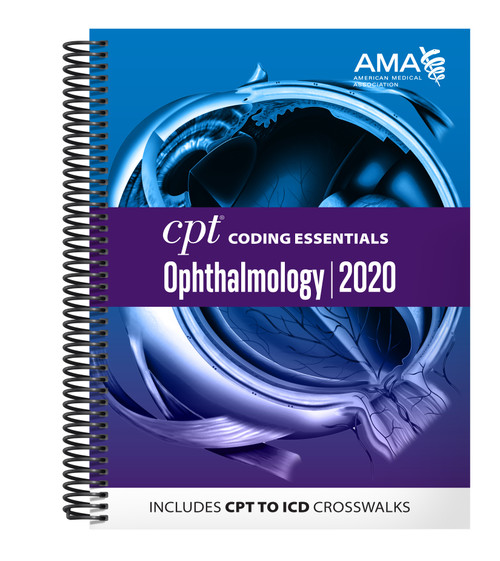 Optimized for medical necessity and reimbursement understanding, this all-in-one resource focuses on the most important CPT and HCPCS codes for ophthalmology surgeries,  plus medicine and ancillary services chosen by experts who have taken into consideration utilization, denial risk and complexity.
