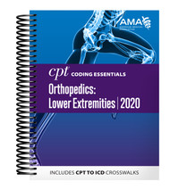 Optimized for medical necessity and reimbursement understanding, this all-in-one resource focuses on the most important CPT and HCPCS codes for lower extremity orthopedics, plus medicine and ancillary services codes chosen by experts who have taken into consideration utilization, denial risk and complexity.