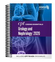 Optimized for medical necessity and reimbursement understanding,  this all-in-one resource focuses on the most important CPT® and HCPCS codes for urology and nephrology, plus medicine and ancillary services chosen by experts who have taken into consideration utilization, deniel risk and complexity.