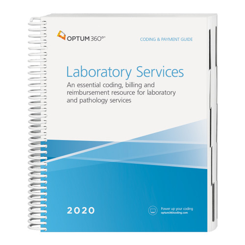 The Coding and Payment Guide for Laboratory Servicesis your one-stop coding, reimbursement, and documentation resource developed exclusively for lab and pathology. This comprehensive and easy-to-use guide is updated for 2020 and organized by specialty-specific CPT® codes. Each code includes its official description and lay description, coding tip, documentation and reimbursement tips, Medicare edits, and is cross-coded to common  ICD-10-CM diagnosis codes to complete the coding process. Getting to the code information you need has never been so easy.