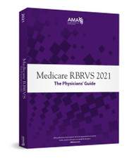 The 30th edition of Medicare RBRVS: The Physicians' Guide provides the much-needed updated information on the new 2021 Medicare Physician Payment Schedule, payment rules, conversion factor, CPT and HCPCS RVUs, and GPCIs that affect the physician practice. This book is a must-have tool for physician practices because it offers invaluable insight and information needed to understand Medicare's resource-based relative value scale (RBRVS) payment system, and to help physician practices establish physician charges and to calculate Medicare payments