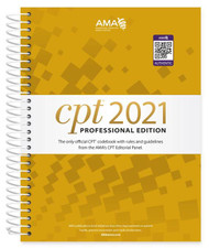 CPT® 2021 Professional Edition is the definitive AMA-authored resource to help health care professionals correctly report and bill medical procedures and services