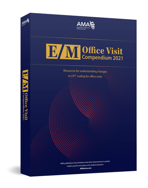 CPT® E/M (Evaluation and Management) codes are changing significantly for office visits for the 2021 code set year