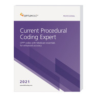 Turn to the resource that goes beyond basic coding with the Current Procedural Coding Expert – Professional Edition,, your CPT® coding resource. Equipped with the entire 2021 CPT® code set with easy-to-use coding includes and excludes notes for coding guidance and Medicare icons for speedy coding, billing, and reimbursement, this easy-to-navigate resource will benefit physician practices, outpatient hospitals, and ASCs. You will also find a comprehensive listing of annual code additions, changes, deletions, and reinstatements in the appendix; new code icons and notes; plus reimbursement information and mid-year changes not found in the American Medical Association's (AMA) CPT® codebooks.