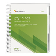 The ICD-10-PCS Expert is our spiral bound version of ICD-10-PCS with snap tabs to allow faster referencing of procedural terms in the index and sections in the tabular. It contains the complete ICD-10-PCS code set and all of the supplementary appendixes required for reporting of inpatient procedures. In addition, you will find the familiar Optum360 coding and reimbursement alerts you have come to rely upon, including the Medicare Code Edits (MCE) and ICD-10 MS-DRG edits. Intuitively organized into 17 sections of code tables with supplementary definitions tables and device and body part keys, the Optum360 ICD-10-PCS codebook sets the standard for coding accuracy, which is the cornerstone of healthcare analytics and revenue cycle management.