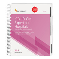The 2021 ICD-10-CM Expert for Hospitals with Guidelines, with our hallmark features and format, makes facing the challenge of accurate diagnosis coding easier for acute care and longterm care hospitals (LTCH). This code book contains the complete ICD-10-CM code set, MCEs, and ICD-10 MS-DRG edits with symbols identifying codes for comorbidities/complications (CC) and major comorbidities/complications (MCC). Also identified are hospital acquired conditions (HAC) and CMS hierarchical condition categories (HCC).