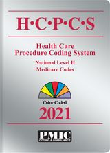 Maximize your Medicare reimbursement by using the most current HCPCS Level II codes.