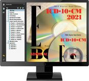 The PMIC version of ICD-10-CM includes all official codes, descriptions, indexes and tables plus special features to help you code easier, better and faster.  EBook on a CD.
