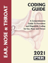 2021 CODING GUIDE EAR, NOSE & THROAT