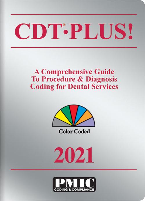 CDT PLUS! 2021 BOOK/SOFTBOUND