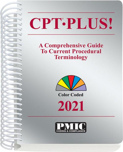 CPT PLUS! 2021 CODER'S CHOICE, SPIRAL BOUND