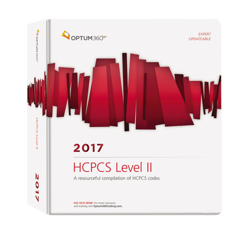 Accurately report supplies and services for physician, hospital outpatient, and ASC settings with the Optum360 HCPCS Level II Expert. Use this comprehensive reference for the HCPCS code set that focuses on management of reimbursement.