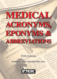 MEDICAL ACRONYMS, EPONYMS & ABBREVIATIONS [5E]