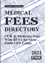 MEDICAL FEES DIRECTORY 2021