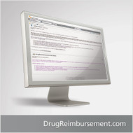 Drug Reimbursement.com is an online drug coding and reimbursement reference tool and database that provides up-to-date Medicare coding, billing, and reimbursement information for FDA-approved drug codes. The detailed drug data, HCPCS Level II codes, and payment rates are provided in an easy-to-use, searchable format. Updating and tracking thousands of drug reimbursement codes has never been so easy.  Updated monthly.