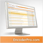 EncoderPro.com, the coder's essential CPT®, ICD-9-CM, ICD-10-CM/PCS, and HCPCS Level II online code look-up software, offers fast, detailed search capabilities over 20 volumes of procedure, service/supply, and diagnosis reference material and lay descriptions in real-time. Complimentary code updates let practices billing Medicare Part B and private payer's code confidently throughout the year with fewer rejected claims due to improper coding.