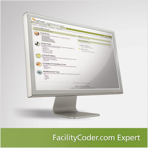 FacilityCoder.com Expert provides HIM coders with the most up-to-date coding content, reference data, edits, and optimization tips, no matter where they are located