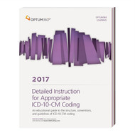 Take action now to learn the basics ICD-10-CM with Detailed Instruction for Appropriate ICD-10-CM Coding. This resource will help create a solid foundation for all levels of ICD-10-CM coding with examples and case studies to explain key coding concepts