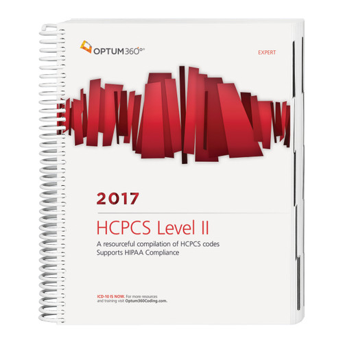 Accurately report supplies and services for physician, hospital outpatient, and ASC settings with the Optum360 HCPCS Level II Expert.