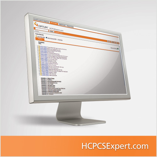 HCPCSExpertuses a powerful search engine or index to give you direct access to every description, guideline, and instruction in the Expert book, including even the more obscure HCPCS codes, complete with color-coded edits. Simple, fast, up-to-date searches help you maximize coding confidence and submit cleaner claims. Plus, it's updated monthly to ensure you have the most current the HIPAA-compliant information necessary for cleaner claims. Use as a complement or replacement for your coding book.