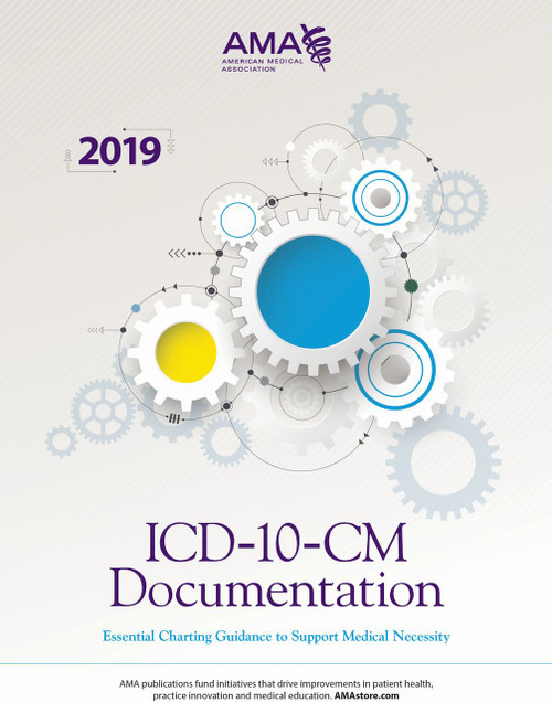 BOOK LIST AND ama-assn.org/partner-resources PRODUCT INFORMATION ICD-10-CM requires very specific documentation to correctly choose diagnostic codes, a skill that both coders and physicians must master to code successfully. Moving beyond the transition to ICD-10, the new edition focuses on the key role proper