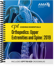 Optimized for medical necessity and reimbursement understanding, this all-in-one resource focuses on the most important CPT and HCPCS codes for upper extremity and spinal orthopedics, plus medicine and ancillary services codes chosen by