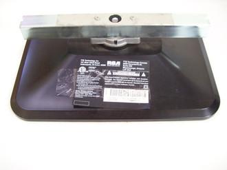 RCA L32HD41 TV Stand / Base 55-857460-0CA 32M19 / 67 M85740-0E4 (BLACK)(No Screws)