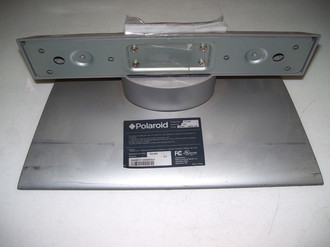 POLAROID FLM-2632 TV Base / Stand (Screws Included)