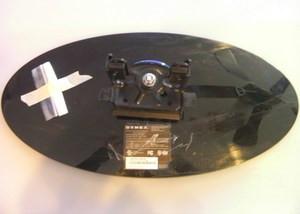 DYNEX DX-40L150A11 TV Stand 1TTA15T0525-301/A